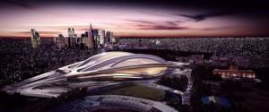 2020年東京オリンピックメイン会場