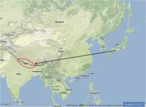 日本とネパール